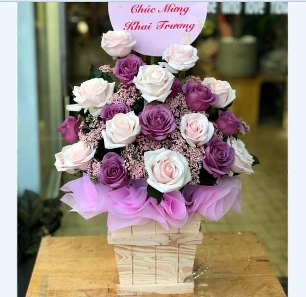 hoa tượng trưng cho 12 tháng sinh