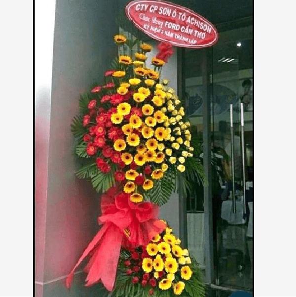 cung cấp hoa tươi quận 3