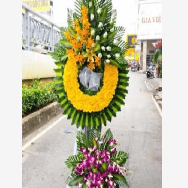 chọn hoa tang lễ