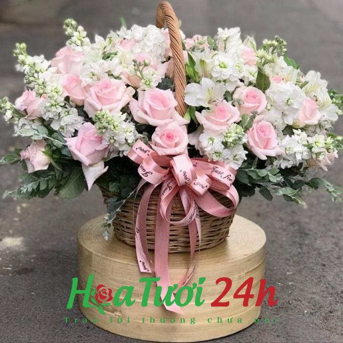 Cung cấp hoa tươi giá rẻ tại Kiên Giang