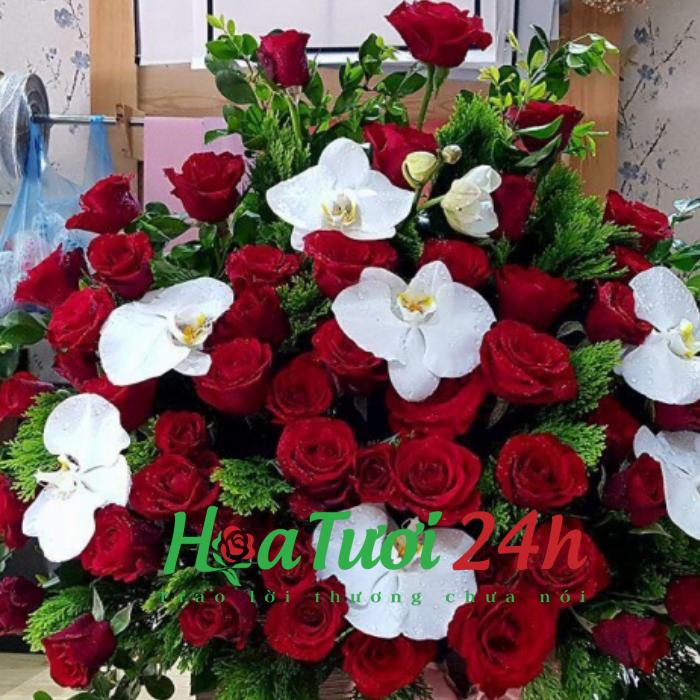 Hoa tươi giá rẻ tại Vũng Tàu