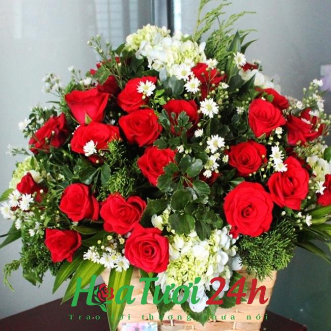 hoa tươi Bắc Ninh