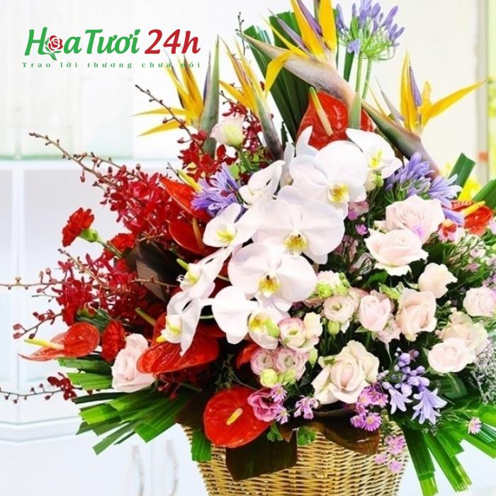 cửa hàng hoa tươi quận 3