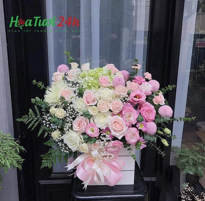 shop hoa tươi tại Thủ Đức