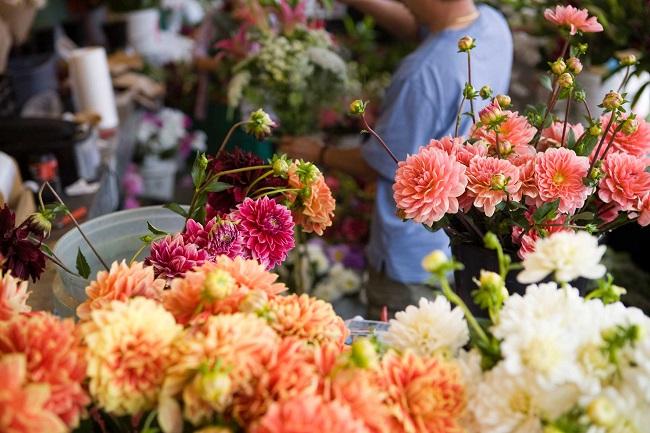 hoa tươi Sài Gòn 4