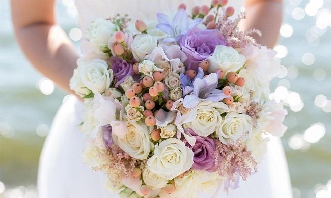 hoa cưới giao tận nơi