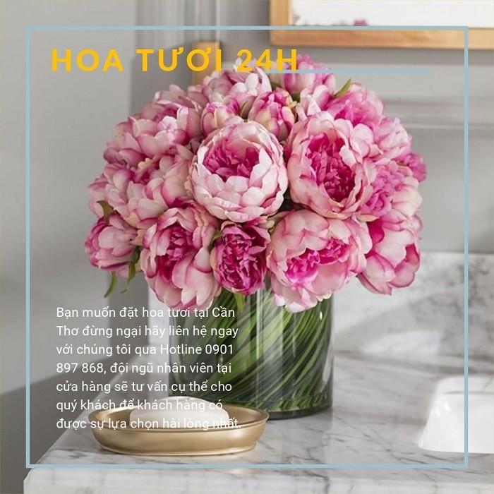 hoa tươi giá rẻ tại Cần Thơ