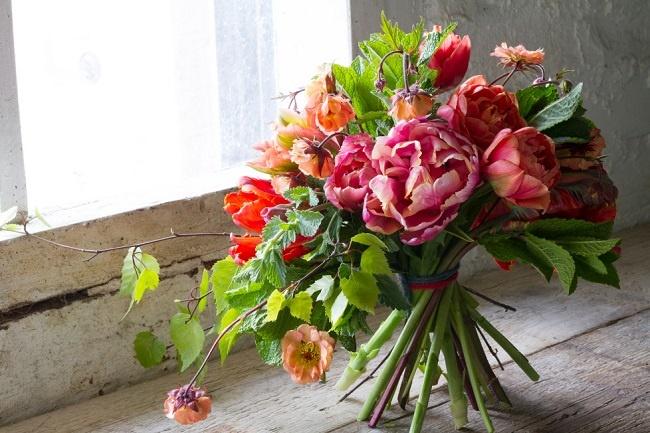 mẹo tặng hoa mừng sinh nhật cho sếp nữ 2