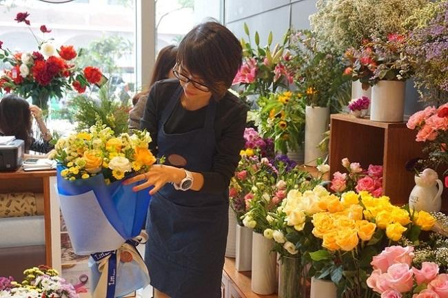 Mở shop hoa tươi cần vốn bao nhiêu là đủ?
