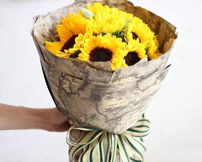 Chọn hoa tặng sinh nhật người cao tuổi