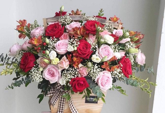 tặng hoa gì để xin lỗi bạn gái hay vợ 1