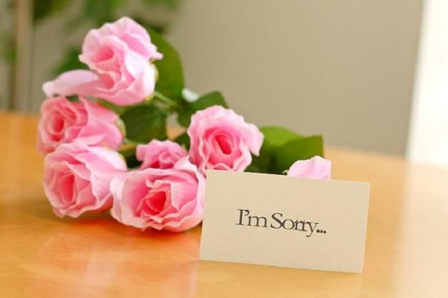 tặng hoa gì để xin lỗi bạn gái hay vợ
