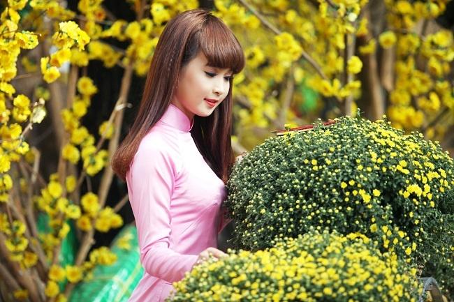hoa ngày Tết Nguyên Đán cho mọi gia đình Việt