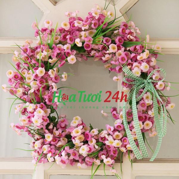 mách bạn cách trang trí hoa tươi 1