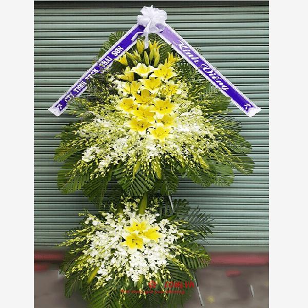 hoa tượng trưng cho đám tang, hoa dùng trong tang lễ