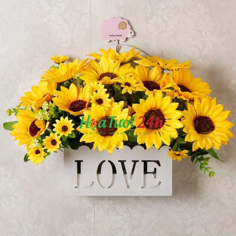ý nghĩa đặc biệt hoa hướng dương