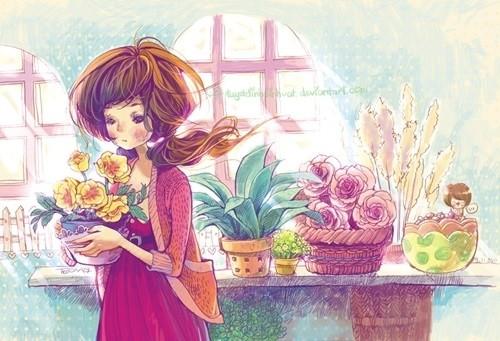 tặng hoa gì cho người cung Thiên Yết