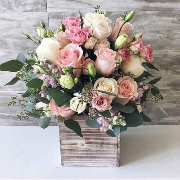 cách chọn hoa hồng tặng đồng nghiệp