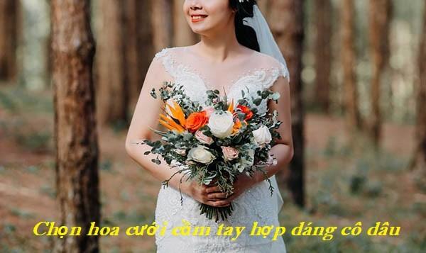 hoa tươi quận 2 mẫu hoa cưới đẹp nhất