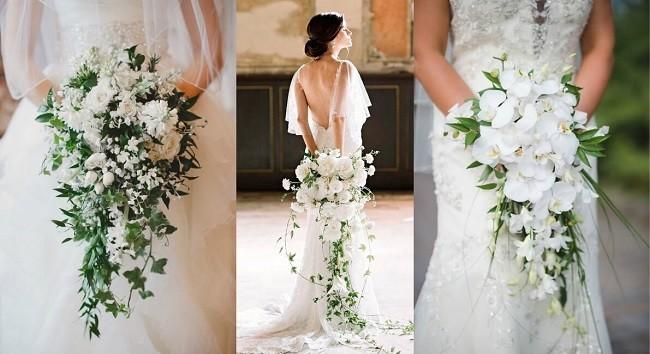 Chọn hoa cưới theo vóc dáng cô dâu