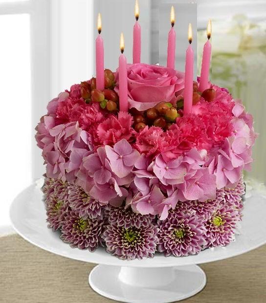 Tặng hoa sinh nhật cho độ tuổi trẻ em