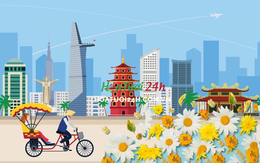 Ý nghĩa của hoa cúc trắng tại Việt Nam