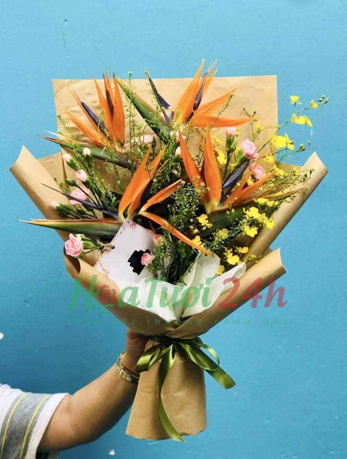 ý nghĩa của việc tặng hoa