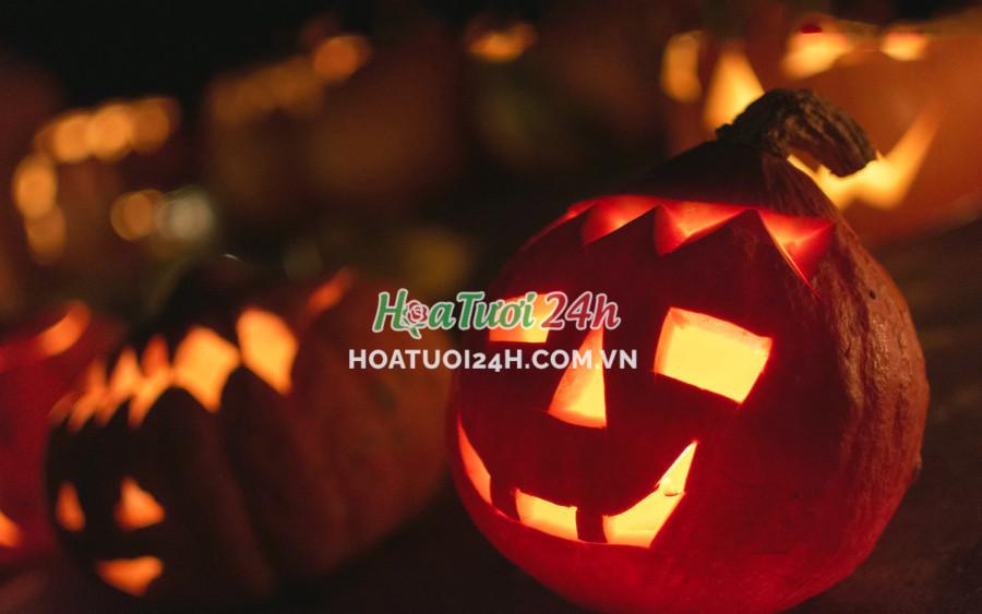 Cách trang trí Halloween cho ngôi nhà