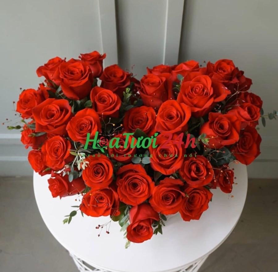 10 loại hoa lãng mạn nhất